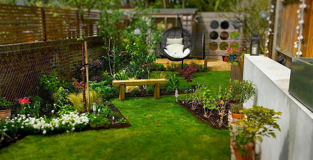Heidi Walther Garden Design - LANDSCAPE DESIGN ENGLISH STYLE